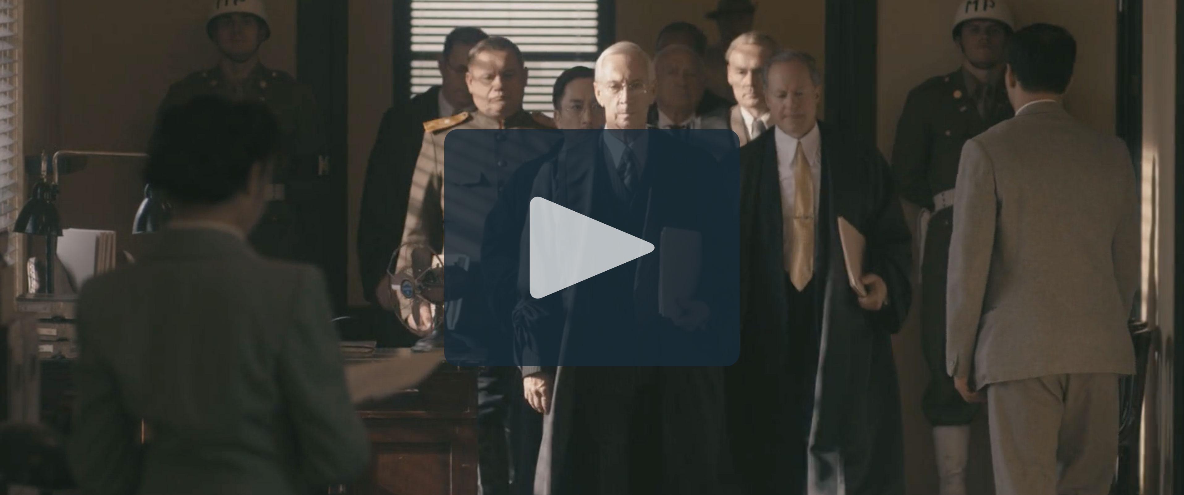 Tokyo Trial (2017) - Trailer